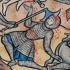 People being stabbed in medieval art and lovin' it / Boing Boing Classical Art Memes, Medieval Memes, Medieval Art, Medieval Manuscript, Memes Arte, Dankest Memes, Life Memes, Dead Memes, Funny Art