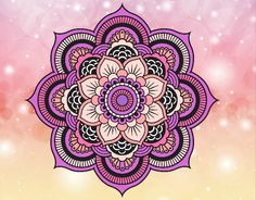 Afbeeldingsresultaat voor mandalas coloreadas a mano faciles Mandala Art, Mandala Design, Mandala Drawing, Mandala Tattoo, Mandala Wallpaper, Coloring Books, Coloring Pages, Zen Art, Mandala Coloring