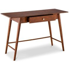 Porter Mid Century Modern Desk/Console Table : Target