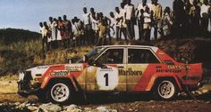 In the world's most challenging rally event, no one has come out more successful than the legendary Shekhar Mehta in the Safari Rally. John Collins, Rally Raid, Skyline Gt, Daihatsu, Japanese Cars, African Safari, Car And Driver, Subaru, Race Cars