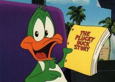 The Plucky Duck Show. Cartoons From The '90s You Probably Forgot Existed