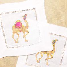 Sassy Camel Cocktail Napkins
