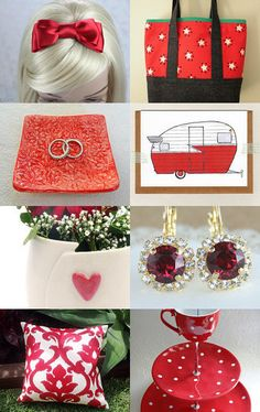 Red.     by Lynde on Etsy--Pinned with TreasuryPin.com