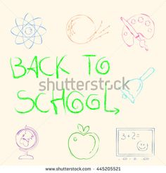 #apple #art #backtoschool #background #ball #bell #blackboard #bright #chalkboard #childish #colors #concept #design #doodles #drawn #education #embellishment #funny #geography #globe #hand #happy #icon #illustration #learn #lettering #mathematics #paintbrush #palette #physics #retro #sale #school #science #season #set #stationary #student #study #supplies #symbol #vector #web #welcome #writing #asiyaya