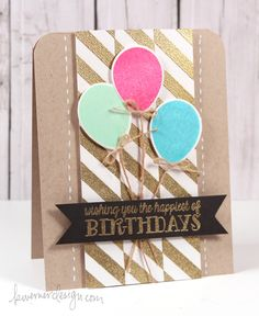 Friday Focus – Wishing You the Happiest of Birthdays