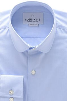 Men's Dress Shirts, Men's Casual Shirts, Shirts that Fit | Hugh & Crye quantity appears to be available -> multiples of sizes could be put into shopping cart