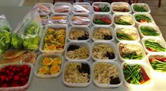 my nutritious dish: meal prep :: one