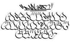"Graffiti Alphabet : Letters A-Z ""Water Drop copy"" Graffiti Numbers, Graffiti Alphabet Styles, Graffiti Lettering Alphabet, Graffiti Words, Graffiti Writing, Best Graffiti, Tattoo Lettering Fonts, Graffiti Murals, Graffiti Styles"