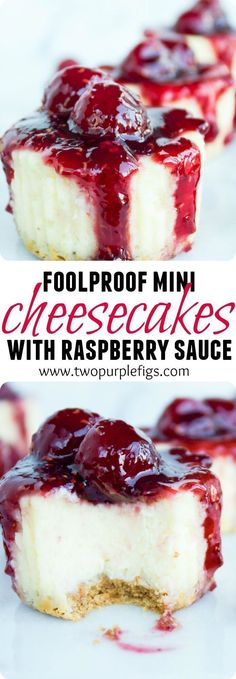 20 Mini Cheesecake Recipes: A Perfect Party Dessert   Chief Health