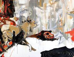 Los Angeles, CA Artist Dave Kinsey #art