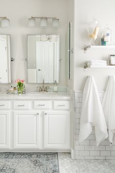 Master Bathroom Remodel | Lexi Westergard Design | Photography John Woodcock | #CameraReadyInteriors