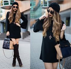 LAURA Charaba -  - How to upgrade a little black dress