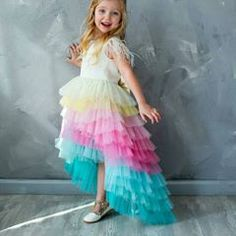 Girls Pageant Dresses, Baby Girl Dresses, Cute Dresses, Flower Girl Dresses, Kids Gown Design, Baby Dress Design, Cute Outfits For Kids, Kids Fashion, Easter Dress
