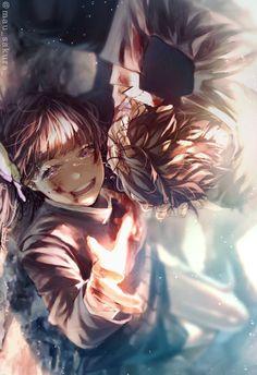 Manga Anime, Fanarts Anime, Anime Demon, Otaku Anime, Anime Characters, Dragon Slayer, Slayer Anime, Anime Sketch, Anime Art Girl