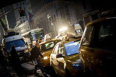 Stopover in New York City by Matt Mawson, via Behance