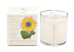 Sweet Sunflower Candle