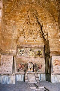 The Zisa, Palermo, built in Arabic style by the Normans (Photo: Bernhard J. Regions Of Italy, 11th Century, Islamic Architecture, Sufi, Islamic Art, Sicily, Travel Pictures, Wonders Of The World, Medieval