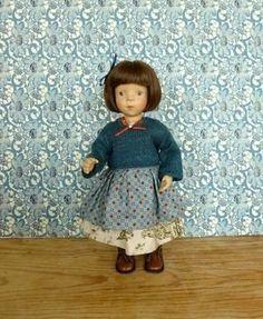 Télécharger Habits poupée 34 cm - Galure - 3 pièces - couture et tricot - Tutoriels de tricot tout de suite sur Makerist