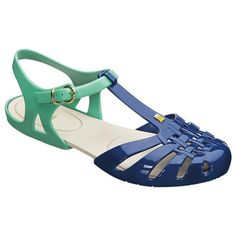 Spider Hits Aranha Sandals Blue, $45, now featured on Fab.