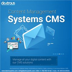 Dextrous brings to you Content Management Services that give you the power to manage your website with ease and simplicity. Seo Marketing, Digital Marketing Services, Business Marketing, Online Marketing, Website Design Services, App Development, Ecommerce, Management, Content