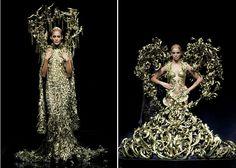 Tex Saverio   Baroque: Tex Saverio- Jakarta Fashion Week 2012- The Midas Touch ...