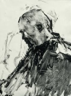 """Frank Hobbs: """"Some Heads,"""" an Album of Paintings, Drawings, and Monotypes on Powers of Observation Blog"""