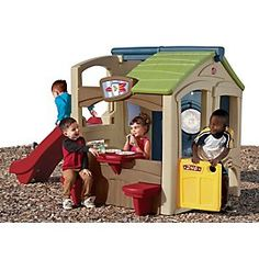 Little Tikes Imaginesounds Playhouse Sears Canada