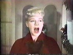 """Rosemary Clooney """"The Christmas Song"""" - Happy Birthday, Rosie!  We miss you!"""