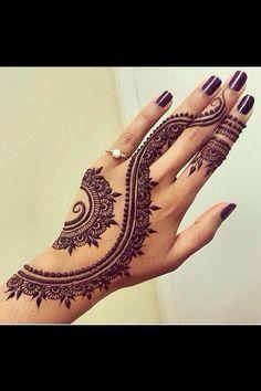 Cute Henna Tattoo♡