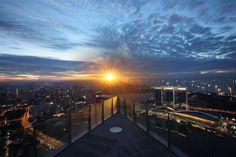 1-Altitude Bar - The highest al fresco bar in the world - Singapore