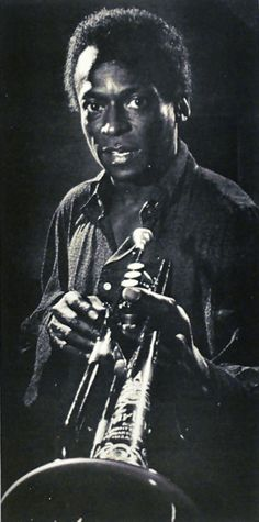"""""""If they act too hip, you know they can't play shit."""" Miles Davis"""