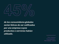Transparencia en dos sentidos: #tendencia de #consumo donde los clientes valoran a las #empresas y donde las propias empresas valoran a sus #clientes de vuelta