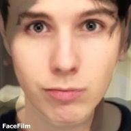 50/50 Dan and Phil. End me.|| omg this looks scarily accurate...I look like this 50/50 dan and Phil oh my good Lordy