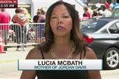 Jordan Davis' mother reacts to SC shooting