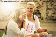 The young teenpreneur founders of the future