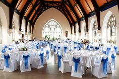 Clifton College - Wedding Venue Bristol - The Grand Hall