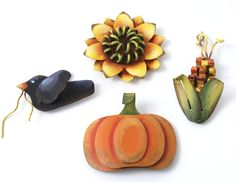 Round Top Fall Magnets