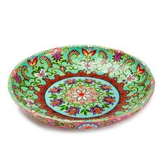 Green Serving Bowl «