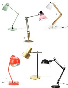 Small Space Solutions: Best Lamps for Compact Desks