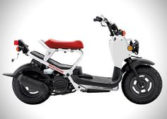 Ruckus. It would be fun to build a custom scooter.
