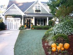 Fall at Wisteria Hill with Uptown Acorn - Dixie Delights