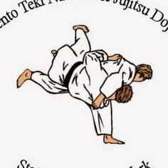 Dento Teki Na Judo Jujitsu Dojo  - YouTube