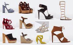 Sandálias da Zara Para o Verão 2015/2016 | Woman Chic