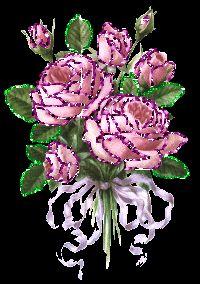 Cledenir: Gifs e Imagens: Flores (Gifs)