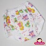Cotton Potty Training Pants - Princess Print
