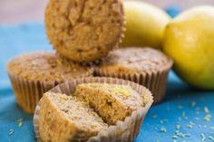 Lemon poppyseed muffins recipe - Dr. Axe