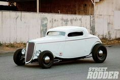 Ford Coupe......