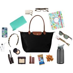 """what's in my purse?"" by prepinmystep on Polyvore"
