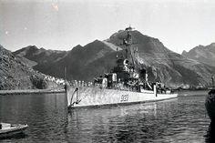 """Flecheros Class. D21 """"Lepanto"""" Armada Española. AJFR"""