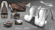 Learn how to draw a car using our step by step tutorials. Sports cars, classic cars, imaginary cars - we will show you how to draw them like the pros. Car Interior Sketch, Car Interior Design, Interior Rendering, Interior Concept, Interior Trim, Automotive Design, Jeep Seats, Baby Car Seats, Car Chair